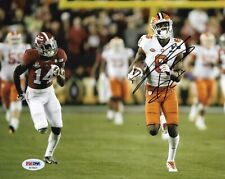 JUSTYN ROSS SIGNED CLEMSON TIGERS 8X10 PHOTO FOOTBALL CHAMPS PSA/DNA