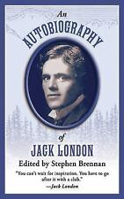 An Autobiography of Jack London-ExLibrary
