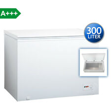 comfee GT 300A+++ Gefriertruhe  weiß  EEK: A+++  herausnehmbarer Korb 300L