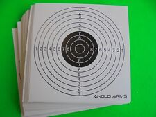 14cm card round targets for airifles will fit 14cm target holders.