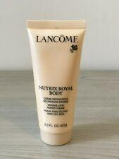 NEW Lancome Nutrix Royal Body Repair Cream Intense Lipid Moisturiser 60g 2.0 Oz