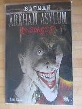 Batman: Arkham Asylum Madness  Hardcover  Panini