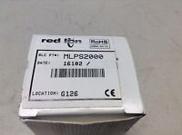 Red Lion Controls MLPS2000 Micro Line 24 VDC Power Supply MLPS2