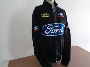 Ford Racing Jacket Mens Medium