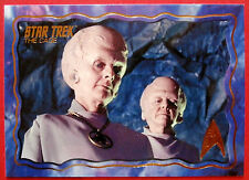 "STAR TREK TOS 50th Anniversary - ""THE CAGE"" - GOLD FOIL Chase Card #38"