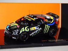 FORD FIESTA RS WRC #46 V. ROSSI  MONZA 2012  IXO RAM618 1/43