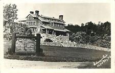 Rapid City South Dakota~Game Lodge Hotel~1946 Real Photo Postcard~RPPC