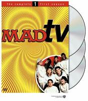 MAD TV Complete First Season - 3-DVD Boxed Set - BRAND NEW / STILL SEALED!