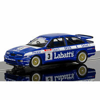 SCALEXTRIC Slot Car C3867 Ford Sierra RS500, Tim Harvey