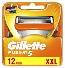Gillette Fusion Rasierklingen 12er Pack Neu