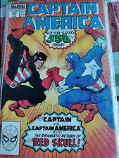 1)CAPTAIN AMERICA #350(2/89)JOHN WALKER vs STEVE ROGERS(AVENGERS)CGC IT(VF/NM)!!