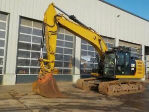 2016 Caterpillar 320EL Excavator 700mm Pads
