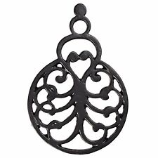 Cast iron dessous de plat pan support pot stand petit robert welch design octopus-triv - 03