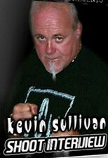 Kevin Sullivan Shoot Interview Wrestling DVD,  NWA WCW