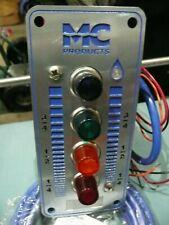 MC PRODUCTS SERIES 500 4 LIGHT WATER TANK GAUGE WITH 4 FT SS SENSOR ROD
