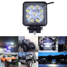 Led Work Light Car Work Light 27W Off-Road Lights 9 LED Led Light Forklift WL