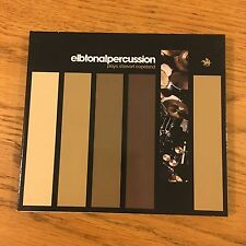 The Police Elbtonal Percussions Plays Stewart Copeland Cd Album Digipack Drums