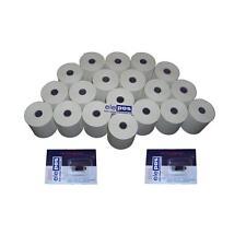 Sharp XE-A102 XEA102 XEA-102 Till Rolls and Ink Roller