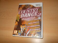 COUNTRY DANCE 2 FOR NINTENDO WII  NEW SEALED PAL