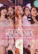 New KARA KARASIA 2013 HAPPY NEW YEAR in TOKYO DOME Limited Blu-ray