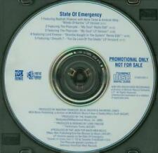 State Of Emergency: Society In Crisis PROMO Music CD Pharcyde Lord Finesse Remix