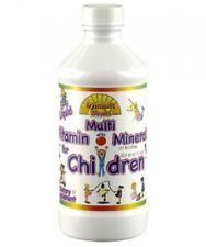 Dynamic Health Liquid Multivitamin for Children (8oz Bottle) - Free Shipping
