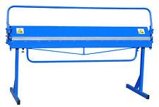 Sheet Metal Folder Bender Bending Brake Machine 2100mm / 150kg + Roller Shear