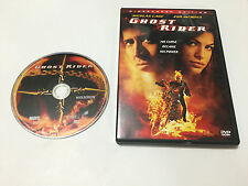 Ghost Rider (DVD, 2007, Widescreen) Tested