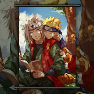 Naruto Anime Manga Wallscroll Poster Kunstdrucke Bider Drucke