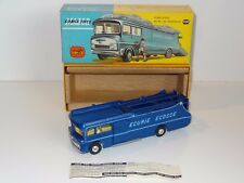 (C) corgi  ECURIE ECOSSE RACING CAR TRANSPORTER - 1126 c/w packing pieces