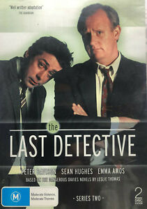 Last Detective DVD Season Series 2 (2 DISC SET) 5 HOURS - Aust Reg 4