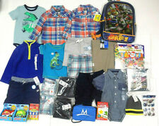 Toddler Boys 25 Piece Clothing Set - Size: 2T - New with Tags