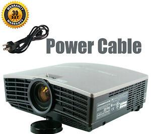 Used - Mitsubishi ES100U DLP Projector HD 1080i (Portable) w/Power Cable