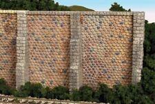 AIM # 107 Retaining Wall   Fieldstone pkg(2)  HO MIB