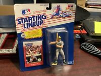 1988 MARK MCGWIRE Oakland Athletics A's *FREE_s/h* Rookie Starting Lineup