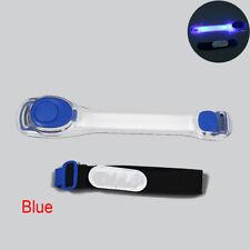 Hot Salereflective Safety Belt Arm Strap Night Cycling Running LED Armband Light Green