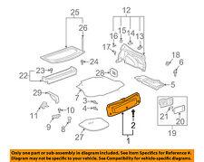 TOYOTA OEM 00-05 Celica Interior-Rear-Rear Trim Panel 6471620620B1