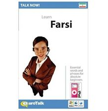 Talk Now! Learn Farsi: Beginners CD-Rom Series By Eurotalk