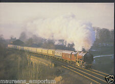 Railway Transport Postcard - Locomotive No.46229 Duchess of Hamilton   RR331