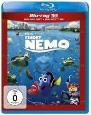 FINDET NEMO (Walt Disney) Blu-ray 3D + Blu-ray Disc NEU+OVP