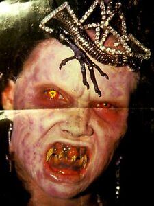 """Horror Gore Magazine doublesided Centerfold Poster 16"""" x 22"""" HG-11"""