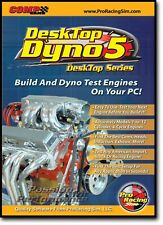 186011 Racing Head Service (Rhs) 186011 Desktop Dyno 5 Software