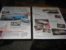 Ford Anglia Super 123e, Porsche 924 S, ELVA COURIER, MG Jot, Scirocco, Magnum