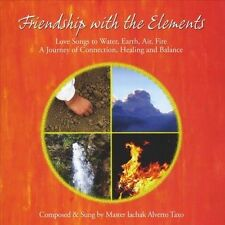 Friendship with the Elements: Love Songs to Water, Earth, Air, Fire (Audio CD)