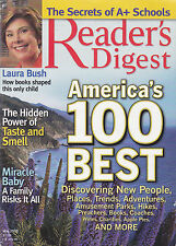 Magazine Reader's Digest May 2005 Laura Bush Hidden Power of Taste and Smell