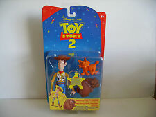 Toy Story 2 Ropin' Rescue Woody Action Figure HTF