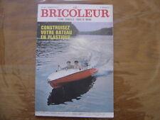 1971 LE BRICOLEUR plans conseils bricole et brocante SOMMAIRE EN PHOTO n° 66
