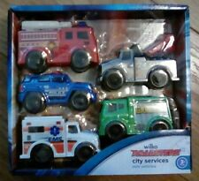 Roadsters city services mini vehicles