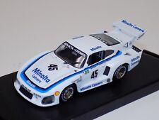 1/43 Quartzo Porsche 935 K3 Kremer Car #45 1979 LeMans Sponsored by Minolta 3009