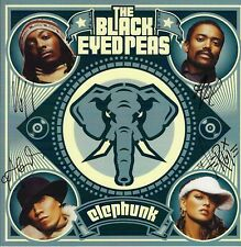 The Black Eyed Peas Autographed Concert Poster